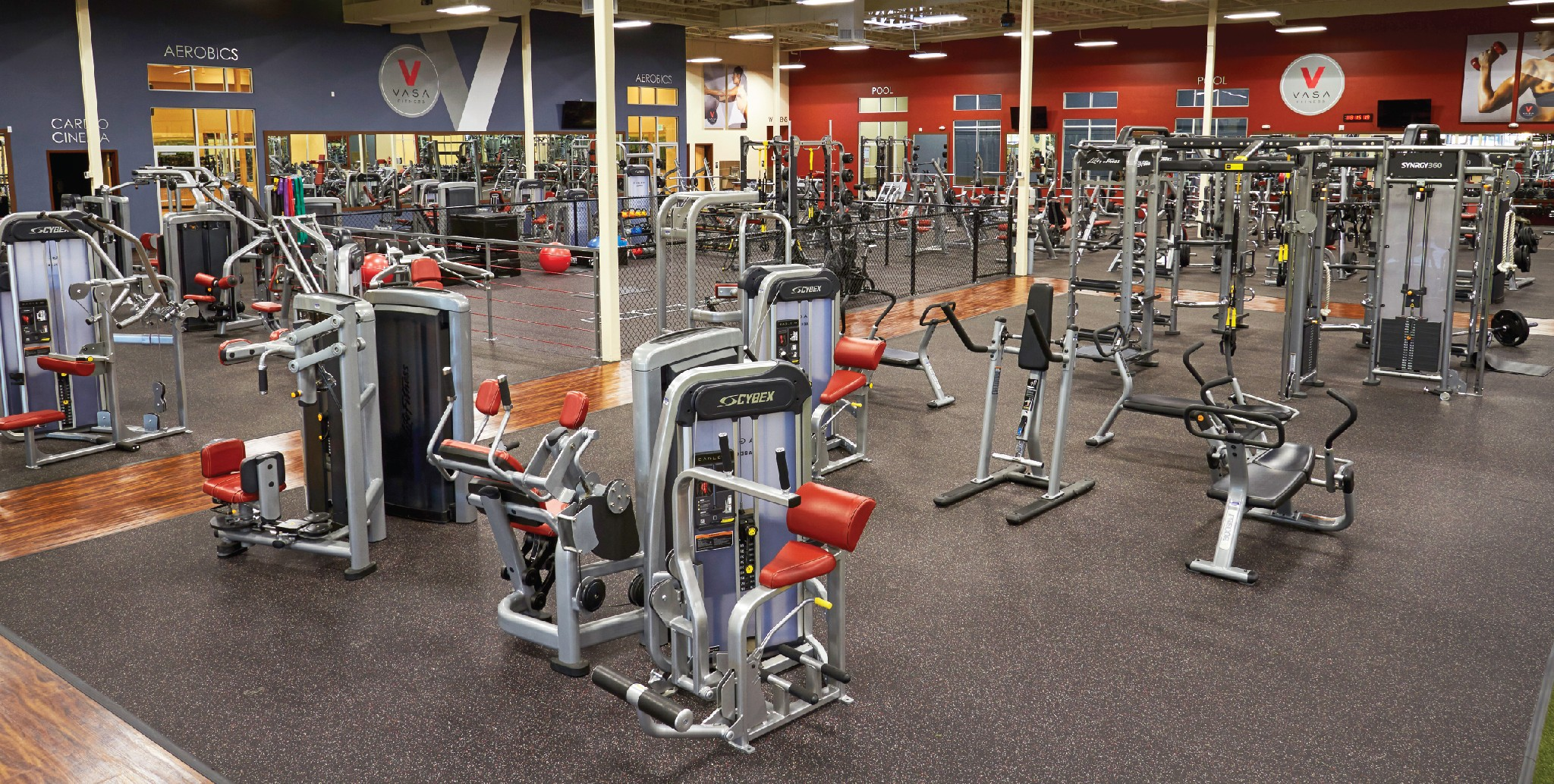 Your Total Fitness Solution T E A M Training Classes Vasa Fitness