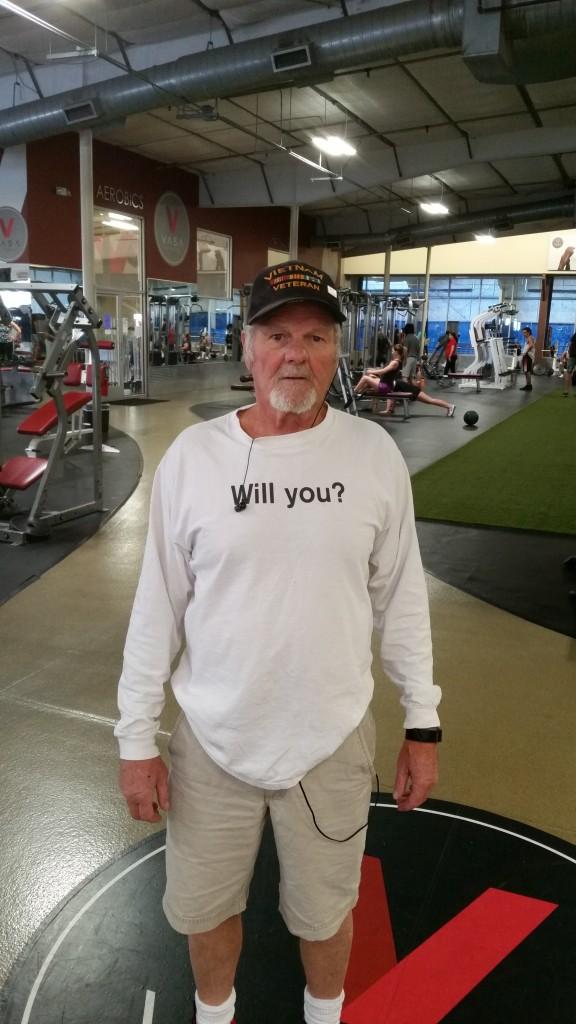 Larry Green Veteran