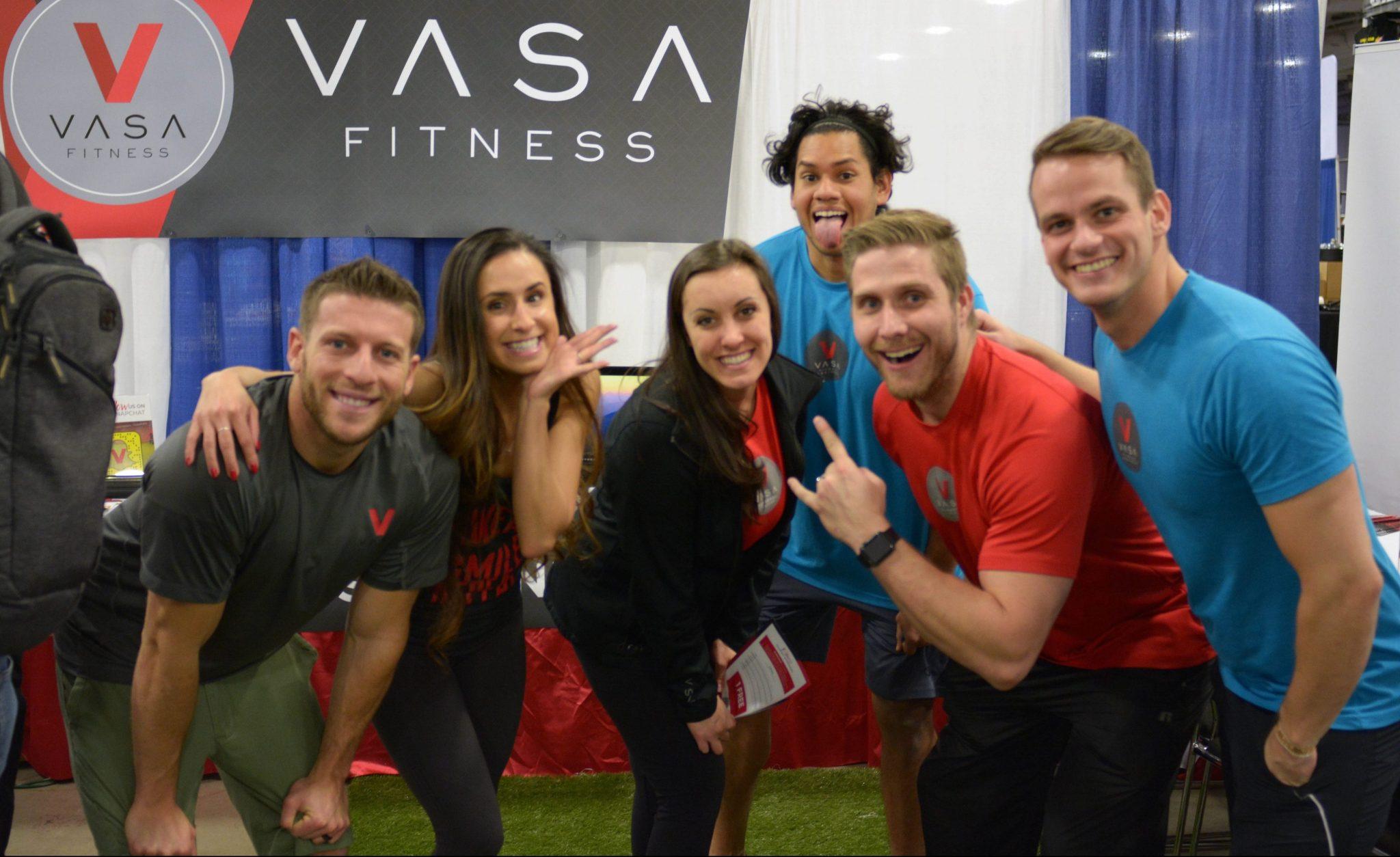 VASA EVENT | FITCON UTAH 2017 - VASA Fitness