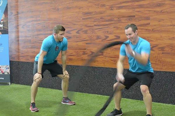 fitness training testimonial