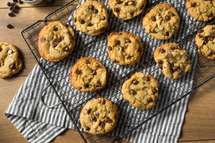 Vasa Post - Gluten-Free Chocolate Chip Cookies