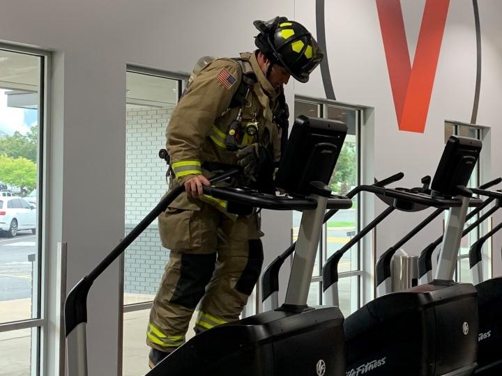 Vasa Post - 9/11 Stair Climb Challenge